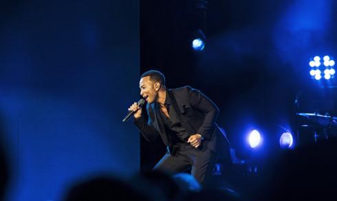 Konsertanmeldelse: John Legend