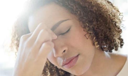 Dette er tegn på kronisk tett nese