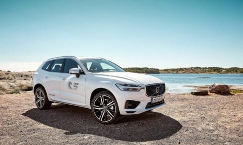 Volvo vil «resirkulere» bilen -