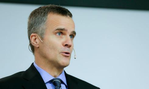 Helge Lund blir ny styreleder i BP