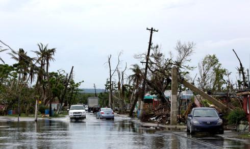 Puerto Rico: – Det var ille før orkanen. Nå er alt forferdelig
