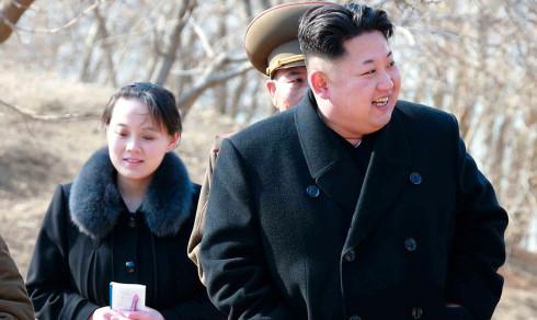 Kim imponert over Sør-Koreas gjestfrihet