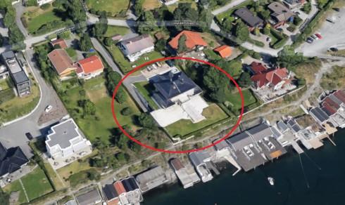 Milliardær har solgt villa for 86 millioner kroner
