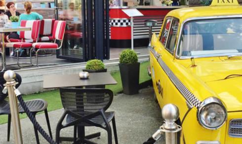 Restauranttips i Bergen;Rock&roll diner og Hoggorm pizza