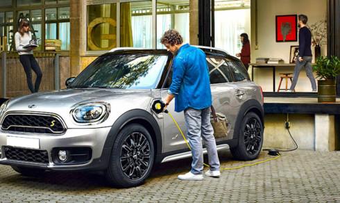 Countryman plug-in hybrid: Fikk ny bil - men har nesten ikke brukt bensinmotoren ennå
