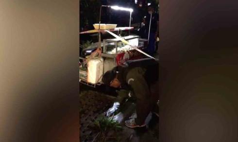 Bombeeksplosjon i ferieby i Thailand