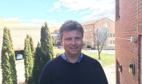 Pål André fikk rektorjobben for 1.350 elever