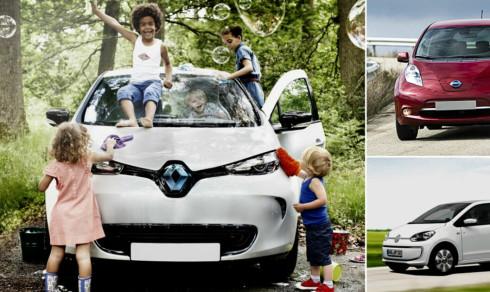 Brukt elbil: Så mye elbil får du for 100.000 kroner