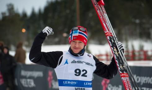 Den tidligere langrennsløperen Ronny Fredrik Ansnes er død