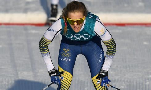 Bjørgen måtte fortelle Nilsson at hun hadde tatt OL-bronse: - Det var et sjokk