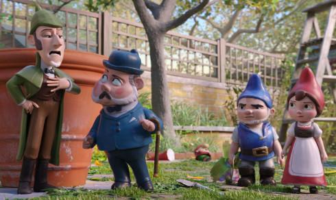Filmanmeldelse «Sherlock Gnomes»:  Keramikkmakk