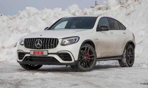 Test: Mercedes-AMG GLC 63s (2018)