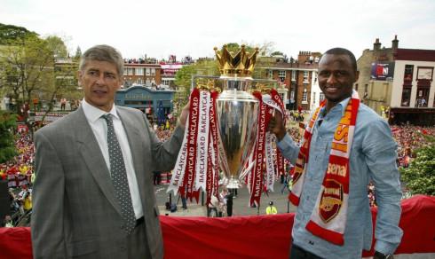 Arsenal-legenden Vieira om ryktene: - Det er smigrende