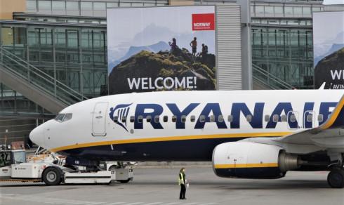 Ryanair vil ikke satse mer i Oslo