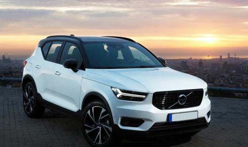 XC40 T5: Denne blir starten på en stor, elektrisk offensiv fra Volvo