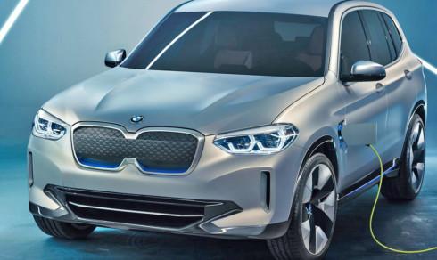 BMW iX3: Offisiell - denne kommer mange nordmenn til å kjøpe
