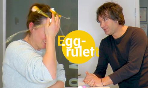 «Eggstremt» nervepirrende OL-quiz