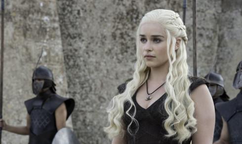 Se Emilia Clarkes rørende avskjed med Game of Thrones