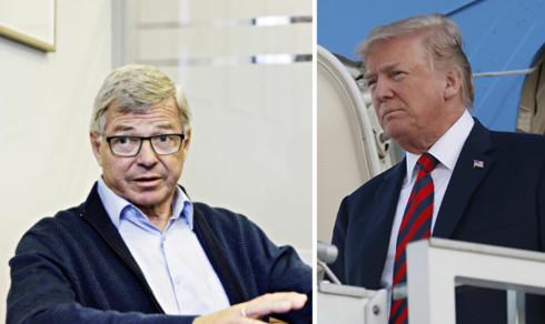 Dommen over Trumps kaosturné: - Helt utilregnelig