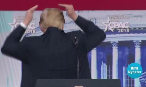 Trump talte for de konservative under CPAC-konferansen