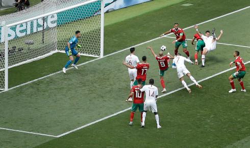 Ustoppelige Ronaldo med drømmereprise på Luzhniki: – Er som portvin