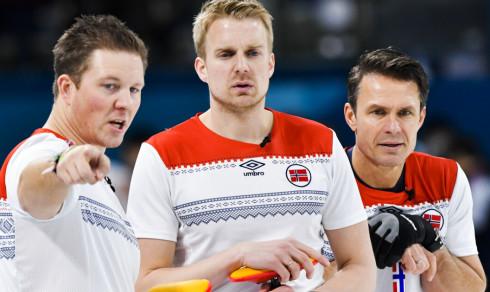 Kjørte over Sverige i sin siste OL-kamp