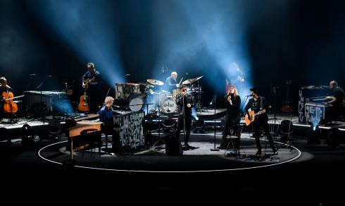 Konsertanmeldelse a-ha: Norsk pophistorie i finstas