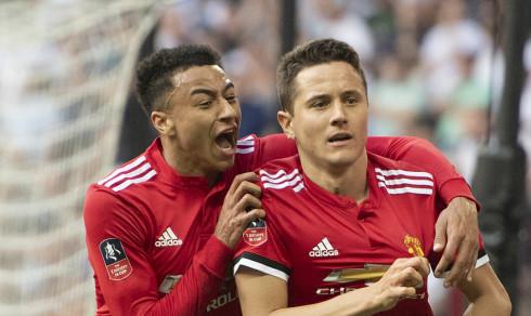 Manchester United til FA-cupfinalen etter snuoperasjon