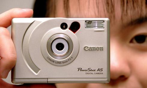 Slik har kameraene utviklet seg siden 1998