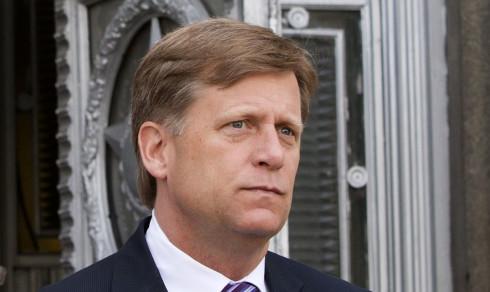POLITICO Playbook: Will the White House hand over a former U.S. ambassador to Putin?