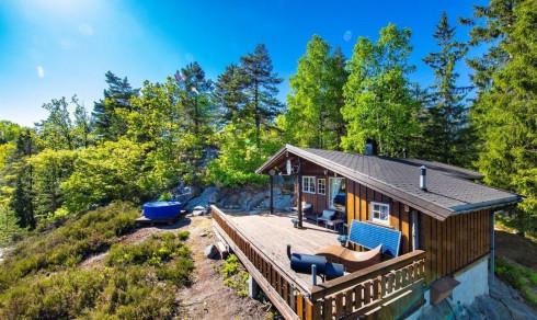 (+) Dette er de fem billigste hyttene i Kragerø nå