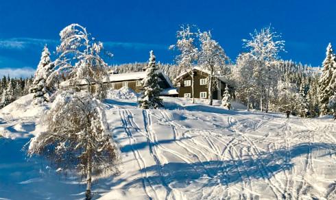 Slik blir været i vinterferien: Best i øst