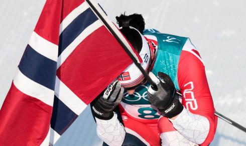 Bjørgen tok nytt OL-gull – nå er hun tidenes vinterolympier