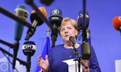 EU-ledere håpefulle etter krisemøte i Brussel