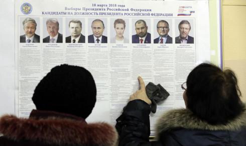 Valgobservatører: – Russere tvinges til å stemme