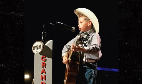 Walmart Yodeling Kid Mason Ramsey Plays Nashville's Grand Ole Opry After Coachella