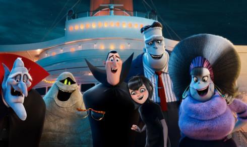 Filmanmeldelse «Hotell Transylvania 3: Monsterferie»: Andredivisjons-animasjon