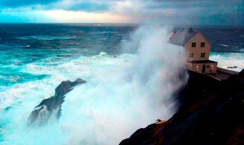 Meteorologane har sendt ut trippelt OBS-varsel