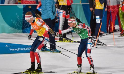 Eckhoff takket Thingnes Bø etter fantometappe: – Denne medaljen er din