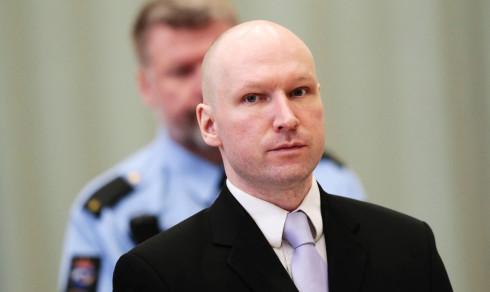 Norwegian mass murderer Breivik loses human rights appeal