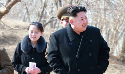 Kims betrodde søster inviterer Sør-Koreas president på besøk