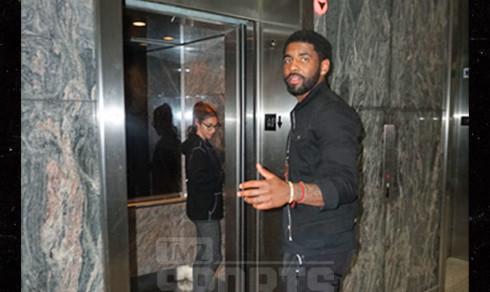 Kyrie Irving Has Date Night with Chantel Jeffries, Bieber's Ex-GF