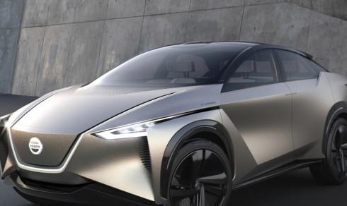 Nissan IMx: Dette kan bli en perfekt bil for norske forhold
