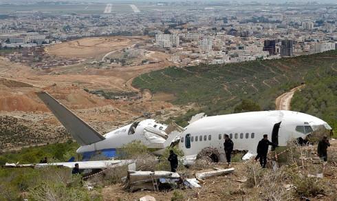EgyptAir: Flere dødsulykker og kapringer