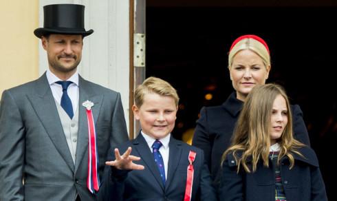 Quiz: Hvor mye kan du om den norske kongefamilien?