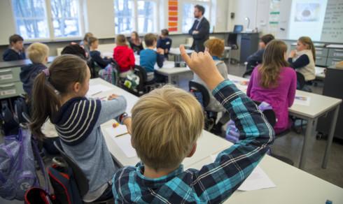 Sanner hadde rett: Veksten i andelen ukvalifiserte lærere har flatet ut