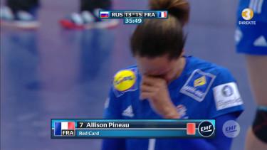 9d3dfc01 Frankrike vant høydramatisk EM-finale