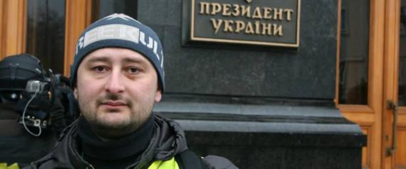 De skjøt ham i ryggen da han kom hjem. Nytt dramatisk drap på Putin-kritiker i Kiev