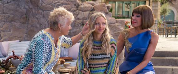 Filmanmeldelse «Mamma Mia! Here We Go Again»: Det svenske Syden