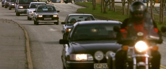 MC: Fem prosent av kjøretøybestanden - men hele 20 prosent av dødsulykkene